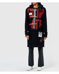 Vivienne Westwood Anglomania - Monty Duffle Coat - Lyst