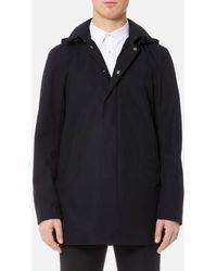 Herno - Men's Laminar 2 Layer Goretex Hooded Jacket - Lyst