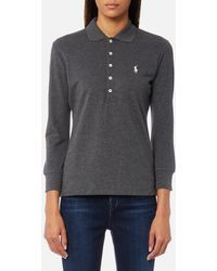 Polo Ralph Lauren - Women's 3/4 Length Julie Long Sleeve Top - Lyst