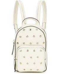 RED Valentino | Women's Mini Eyelet Backpack | Lyst