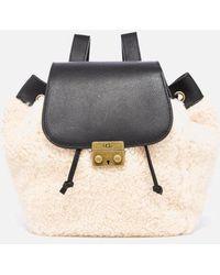 UGG - Women's Vivienne Sheepskin Backpack - Lyst