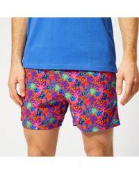 Vilebrequin - Men's Moorise Floral Swim Shorts - Lyst