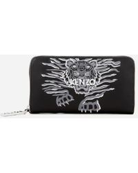 KENZO - Women's Icon Continental Wallet - Lyst