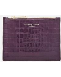 Aspinal - Women's Essential Pouch Small - Lyst