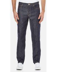 A.P.C. - Men's Low Standard Jeans - Lyst