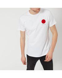Edwin - Men's Japanese Sun Tshirt - Lyst