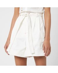 See By Chloé High Waisted Shorts