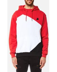 Versus - Men's Active Wear Hoody - Lyst