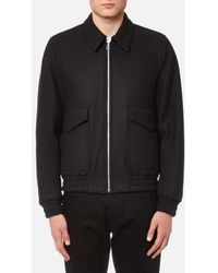 PS by Paul Smith - Men's Flight Jacket - Lyst