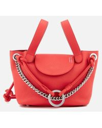 meli melo - Women's Linked Thela Mini Tote Bag - Lyst