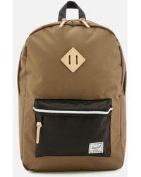 Herschel Supply Co. - Men's Heritage Backpack - Lyst