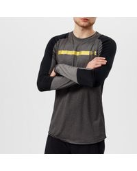 Under Armour - Perpetual Fitted Long Sleeve Top - Lyst