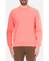 PS by Paul Smith - Crew Neck Sweatshirt - Lyst