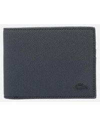 Lacoste - Men's Billfold Wallet - Lyst