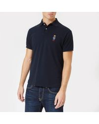 Polo Ralph Lauren - Men's Ted Short Sleeve Polo Shirt - Lyst