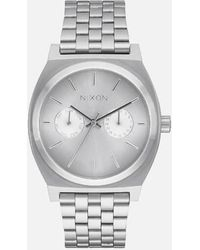 Nixon - Time Teller Deluxe Watch - Lyst