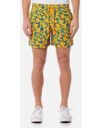 Vilebrequin - Men's Moorea Swim Shorts - Lyst