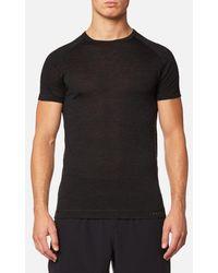 Falke - Ergonomic Sport System Men's Short Sleeved Silkwool Tshirt - Lyst