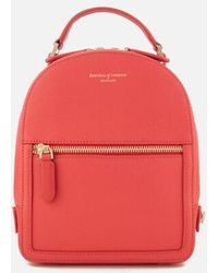 Aspinal - Women's Islington Micro Backpack - Lyst