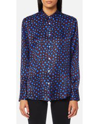 PS by Paul Smith - Women's Pow Shirt - Lyst