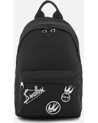 McQ - Women's Backpack - Lyst