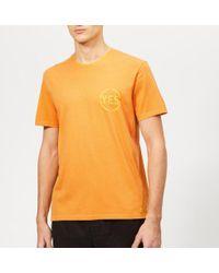 Folk - Men's Ab Yes Tshirt - Lyst