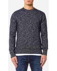 Edwin - Men's Standard Sweater - Lyst
