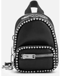 Alexander Wang - Women's Attica Soft Mini Cross Body Backpack With Ballchain - Lyst
