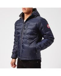 Canada Goose - Men's Lodge Hooded Jacket - Lyst