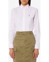 Polo Ralph Lauren - Women's Kendal Lightweight Shirt - Lyst