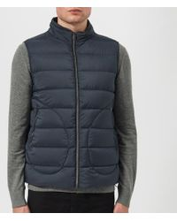 Herno - Men's Il Gilet - Lyst