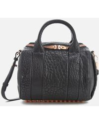 Alexander Wang - Women's Rockie Pebble Leather Bag - Lyst