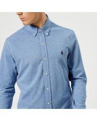 Polo Ralph Lauren - Men's Featherweight Long Sleeve Shirt - Lyst
