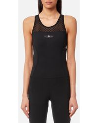 Adidas By Stella Mccartney Womens Train Ultra One Piece Jumpsuit In