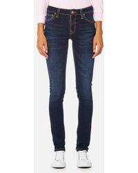 Nudie Jeans - Women's Skinny Lin Jeans - Lyst