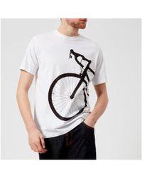 PS by Paul Smith - Men's Regular Fit Bike Tshirt - Lyst