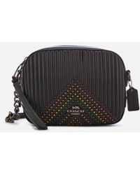COACH - Women's Quilting With Rivets Camera Bag - Lyst