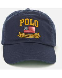 Polo Ralph Lauren - Men's Cotton Chino Classic Sports Cap - Lyst