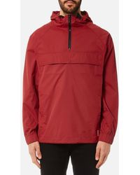 HUNTER - Men's Original Packable Cagoule - Lyst