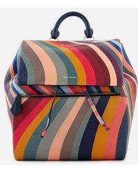Paul Smith - Women's Small Backpack - Lyst