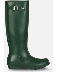 HUNTER - Women's Original Tall Wellies - Lyst