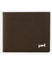 Tod's | Men's Double T Note Wallet | Lyst