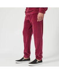 Champion Velour Track Pants