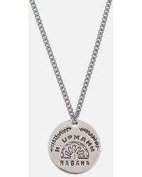 Miansai - Men's Vinales Pendant Sterling Silver 24 Inch Necklace - Lyst