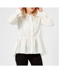 Emporio Armani - Women's Shirt - Lyst