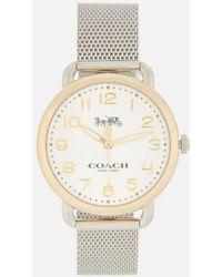 COACH - Women's Delancey Watch - Lyst