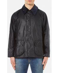 Barbour - Men's Bedale Wax Jacket - Lyst