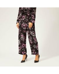 McQ - Piping Pintuck Track Trousers - Lyst