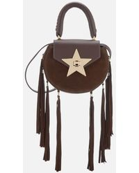 Salar - Women's Mimi Fringe Bag - Lyst