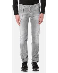 DSquared² - Men's Slim Jeans - Lyst